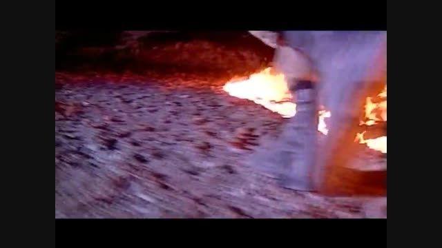 کلیپ ویدیو قنوت آخر تقدیم به روح پاک 175 شهید غواص