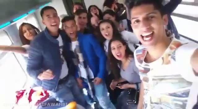 استقبال مردم مراکش