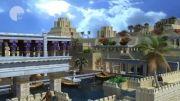 بازسازی بابل دیگر شهر زیبای هخامنش با انیمیشن سه بعدی