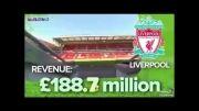 ۱۰ باشگاه ثروتمند جهان