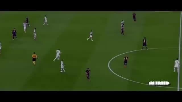 بارسلونا پیش به سوی فینال لیگ قهرمانان اروپا 2015