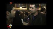 کوتاه از شهاب حسینی در برنامه هفت
