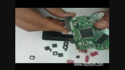 تعمیر برد سوكت هارد تعمیر هارد دیسك سیگیت وسترن دیجیتال