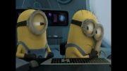مینیون ها banana(موز) اخر خنده هههه انیمیشن کده