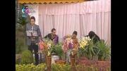 اجرای زنده ترانه عشق گریون توسط مرتضی بخشی زاده در شبکه باران