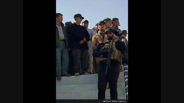 تکریت عراق ایستگاه جدید حاج قاسم سلیمانی
