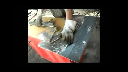 ویدئوی دستگاه زیگزاگ زن شرکت پایتخت سازه