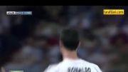 گل های بازی رئال مادرید 2 - 2 والنسیا
