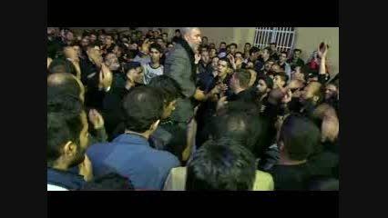 عزاداری انجدان محرم 94 غروب تاسوعا توسط جواد محمدی