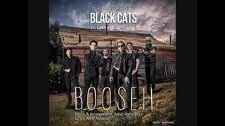 BLACK CATS………… بوسه