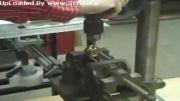 فیلم مراحل ساخت،محاسبات چرخدنده ساده توسط دستگاه تقسیم