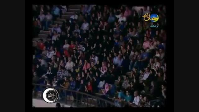 سوتی خنده دار و دیدنی در تلویزیون ایران