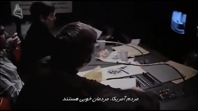"""بخشی از فیلم """"شبکه"""" محصول 1976"""