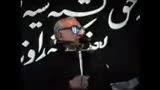 حسینیه کربلایی های مشهد مرحوم سید رضا فصیحی