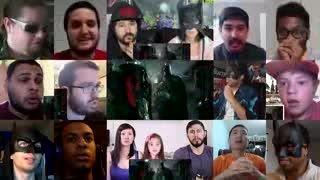 واکنش همه دوستان یوتوبر به بتمن (خواهشا از دست ندید)