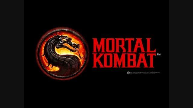 Mortal Kombat Original Song Theme-آهنگ بازی مورتال کمبت