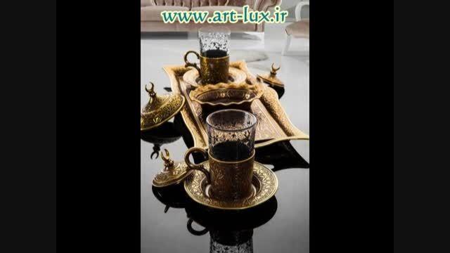 انواع ظروف پیوتر ترکیه ای | art-lux.ir
