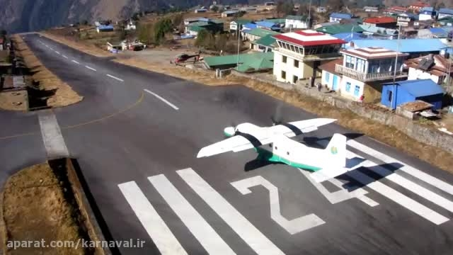 کارناوال | ترسناک ترین باند فرود دنیا | هیمالیا 3