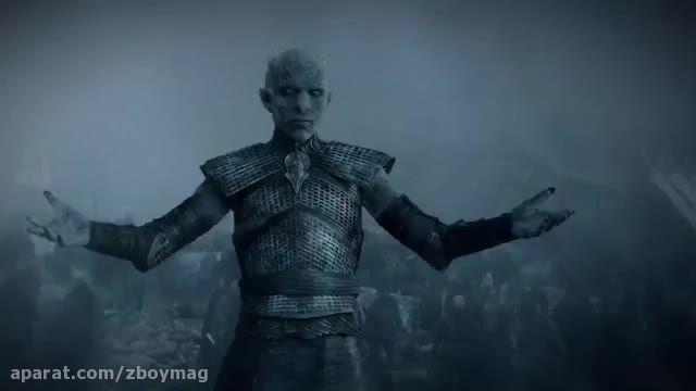 تیزر تریلر فصل 6 سریال game of Thrones