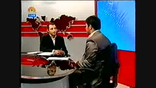 گفتگوی تلویزیونی (شبکه جهانی سحر) 37