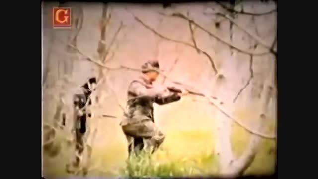 شکار گرگ نما (flowrew) در آلمان نازی 1942