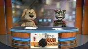 سخنرانی خنده دار گربه سخنگو و سگ سخنگو قسمت ۴