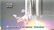 1986 : فلوریدا - انفجار شاتل چلنجر