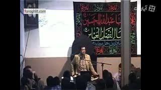 اولین سخنرانی استاد رائفی پور در اردبیل