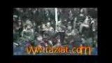 ظهر عاشورا 1391 - خروج هیئت حضرت اباالفضل علیه السلام از میدان تعزیه 1