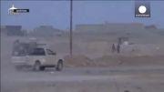 حمله جنگنده های ایرانی به داعش در شرق عراق