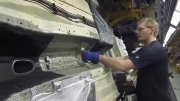 خط تولید و تکنولوژی های BMW خط سری 3 جدید 2013