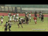 تیم ملی راگبی ایران در مالزی