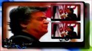 بازیگر معروف ایران خواننده شد.