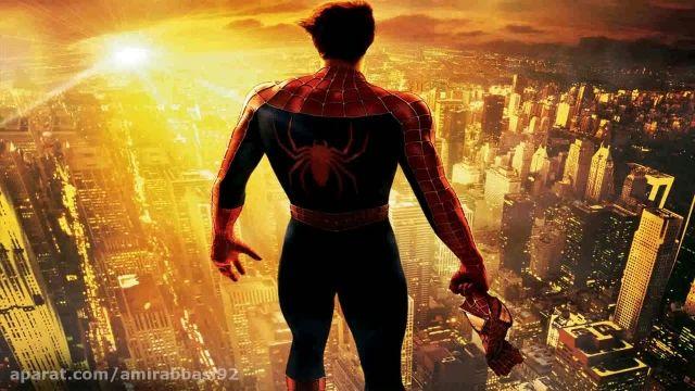 موسیقی خاطره انگیز فیلم مرد عنکبوتی (Spider-Man)