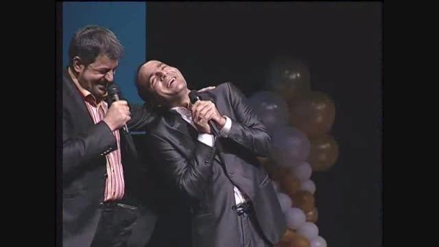 شوخی و کل کل خنده دار و ویژه ی حسن ریوندی - باحال