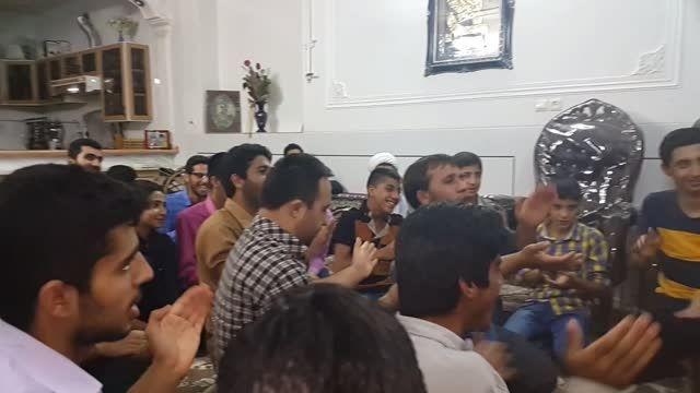 هیت جوانان و نوجوانان مسجد قمر بنی هاشم چمگردان