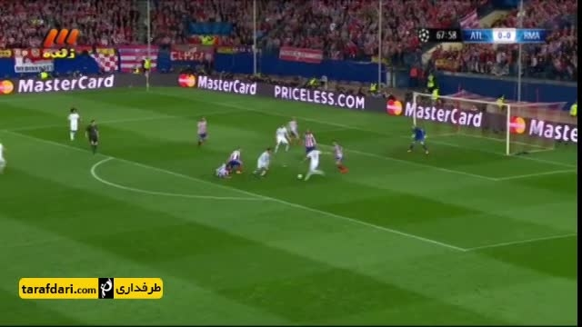 خلاصه بازی اتلتیکو مادرید ۰-۰ رئال مادرید
