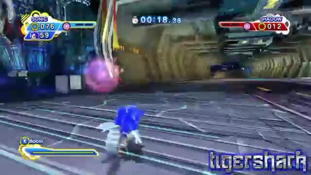 مد سونیک بوم در سونیک جنریشنز ( Sonic Boomrations )