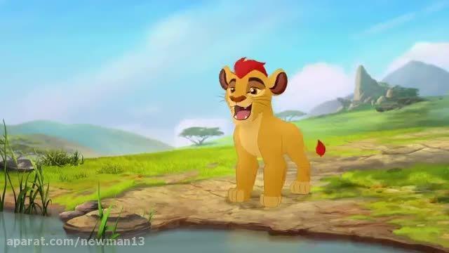 تریلر انیمیشن The Lion Guard: Return of the Roar 2015