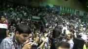 باشکوهترین همایش انتخاباتی ایران - دکتر حسن روحانی