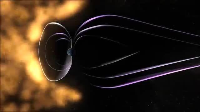 زمین از دید یک فضانورد