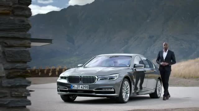 لوکس ترین خودروی BMW