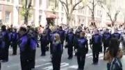 موزیک( ای ایران ) تو خیابونای نیویورک-آهرییییییین