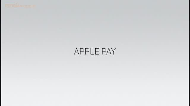 راهنمای اپل واچ - apple pay