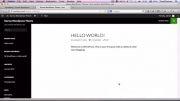 1- نصب قالب + راه اندازی با فایل دمو