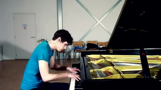 پیانو زیبا و آرمش بخش / Can You Feel The Love Tonight