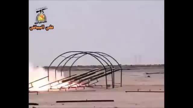 تمرینات و عملیات های رزمندگان حزب الله عراق