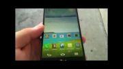 گوشی جدید LG optimus G2