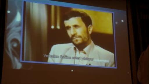 پخش کلیپ دکتر احمدی نژاد و ابراز احساسات مردم ترکیه
