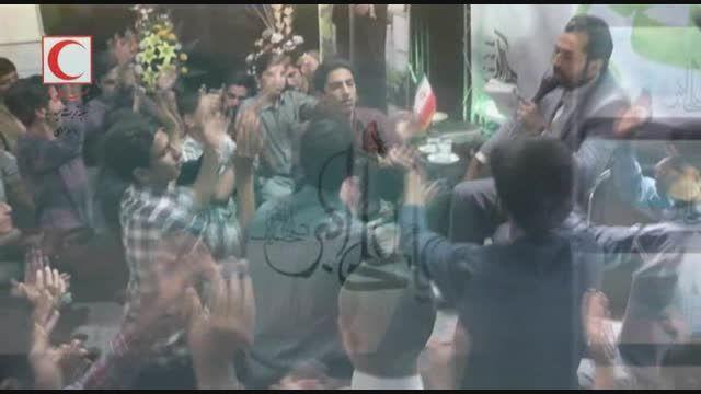 جشن بزرگ ولادت حضرت علی اکبر(ع) هلال احمر تربت حیدریه